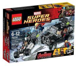 76030 LEGO® Super Heroes A Bosszúállók Hidrájának erőpróbája