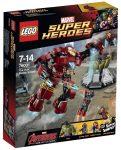 76031 LEGO® Super Heroes A Hulkirtó ütközése