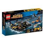 76034 LEGO® Super Heroes A Batboat kikötői üldözés