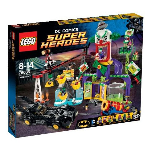 76035 LEGO® DC Comics™ Super Heroes Jokerland
