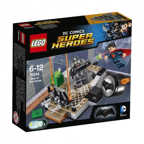 76044 LEGO® Super Heroes Hősök viadala