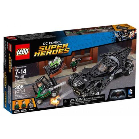 76045 LEGO® Super Heroes Kriptonit fogás