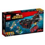 76048 LEGO® Super Heroes Acélkoponya tengeralattjáró