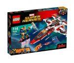 76049 LEGO® Super Heroes Avenjet űrkaland