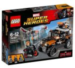 76050 LEGO® Super Heroes Halálfej veszélyes lopása