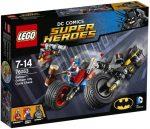 76053 LEGO® Super Heroes Batman™: Motoros üldözés Gotham City városában