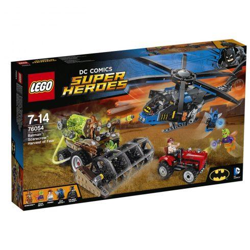 76054 LEGO® DC Comics™ Super Heroes Batman™: Madárijesztő félelemaratása
