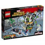 76059 LEGO® Super Heroes Pókember: Doc Ock csápcsapdája
