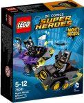 76061 LEGO® Super Heroes Mini szuperhős szett: Batman™ vs. Macska