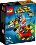 76062 LEGO® Super Heroes Mini szuperhős szett: Robin™ vs. Bane™