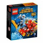 76063 LEGO® Super Heroes Mini szuperhős szett: Flash™ vs. Cold ka