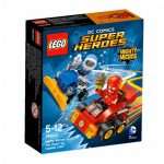 76063 LEGO® Super Heroes Mini szuperhős szett: Flash™ vs. Cold ka