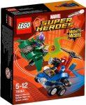 76064 LEGO® Super Heroes Mini szuperhős szett: Pókember vs. Zöld
