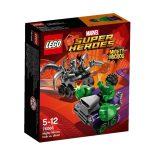 76066 LEGO® Super Heroes Mini szuperhõs szett: Hulk vs. Ultron
