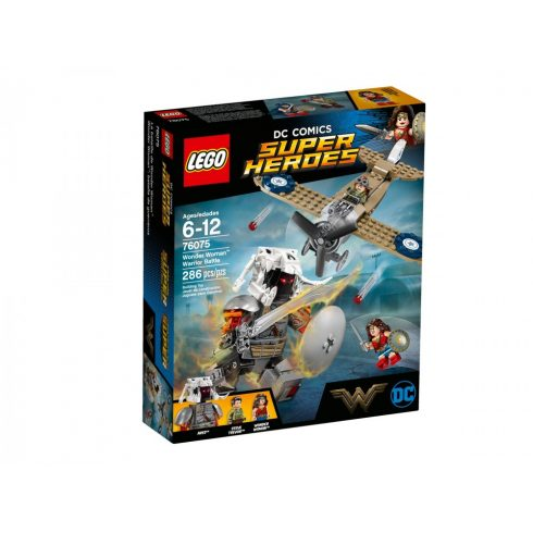 76075 LEGO® Super Heroes Wonder Woman™ Warrior Battle