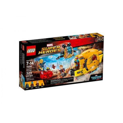 76080 LEGO® Marvel Super Heroes Ayesha bosszúja