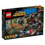 76086 LEGO® Super Heroes Lovagi lánctalpas támadás az alagútban