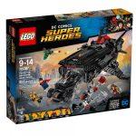 76087 LEGO® Super Heroes Repülő róka: Batmobil légitámadás