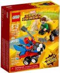 76089 LEGO® Marvel Super Heroes Mighty Micros: Skarlát Pók és Homokember összecsapása