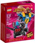 76090 LEGO® Marvel Super Heroes Mighty Micros: Star-Lord és Nebula összecsapása