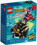 76092 LEGO® DC Comics™ Super Heroes Mighty Micros: Batman™ és Harley Quinn™ összecsapása