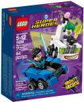 76093 LEGO® DC Comics Super Heroes Mighty Micros: Éjszárny™ és Joker™ összecsapása