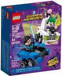 76093 LEGO® DC Comics™ Super Heroes Mighty Micros: Éjszárny™ és Joker™ összecsapása