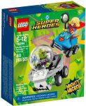 76094 LEGO® DC Comics Super Heroes Mighty Micros: Supergirl™ és Brainiac™ összecsapása