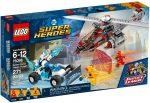 76098 LEGO® DC Comics™ Super Heroes Szuperhős üldözés
