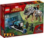 76099 LEGO® Marvel Super Heroes Orrszarvú párharc a bányánál