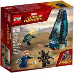 76101 LEGO® Marvel Super Heroes Outrider Dropship támadás