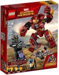 76104 LEGO® Marvel Super Heroes Hulkbuster összecsapás