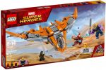 76107 LEGO® Marvel Super Heroes Thanos: Végső ütközet