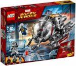 76109 LEGO® Marvel Super Heroes Kvantum birodalom kutatók