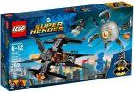 76111 LEGO® DC Comics Super Heroes Batman™: Brother Eye™ Támadás