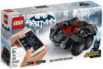 76112 LEGO® DC Comics Super Heroes Applikációval irányítható Batmobil