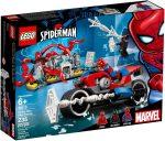 76113 LEGO® Marvel Super Heroes Pókember motoros mentése