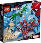 76114 LEGO® Marvel Super Heroes Pókember pók terepjárója