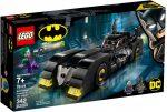 76119 LEGO® DC Super Heroes Batmobile™: Joker™ üldözése