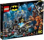 76122 LEGO® DC Comics™ Super Heroes Agyagpofa támadása a Denevérbarlangban