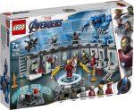 76125 LEGO® Marvel Super Heroes Vasember páncélcsarnoka