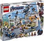 76131 LEGO® LEGO® Marvel Bosszúállók csatája