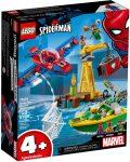 76134 LEGO® Marvel Super Heroes Pókember : Doc Ock gyémántrablása
