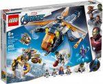 76144 LEGO® LEGO® Marvel Bosszúállók Hulk helikopteres mentése