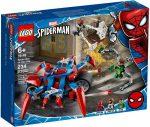 76148 LEGO® LEGO® Marvel Pókember  Doc Ock ellen