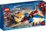 76150 LEGO® LEGO® Marvel Spiderjet Venom robotja ellen