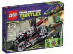 79101 LEGO® Ninja Turtles Zúzó sárkánymotorja