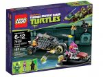 79102 LEGO® Ninja Turtles Stealth Shell üldözőben