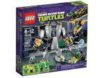 79105 LEGO® Ninja Turtles TINI NINDZSA Baxter robot tombolása