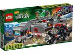 79116 LEGO® Teenage Mutant Ninja Turtles™ Menekülés Óriás Kamionnal